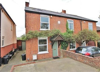 Thumbnail 3 bed semi-detached house for sale in Matthewsgreen Road, Wokingham, Berkshire