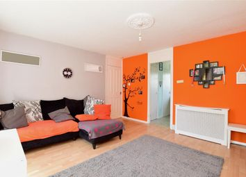 Thumbnail 2 bed flat for sale in Campbell Close, Uckfield, East Sussex