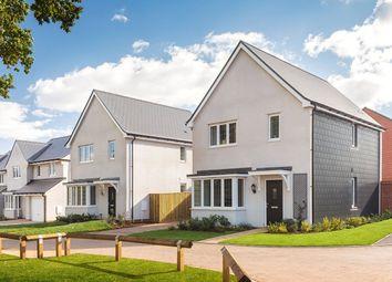Thumbnail 2 bedroom terraced house for sale in Bloor Homes @ Pinhoe, Pinncourt Lane, Pinhoe, Exeter, Devon