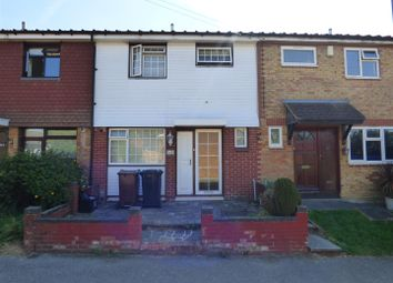 Thumbnail 3 bedroom terraced house for sale in Byron Avenue, Elstree, Borehamwood