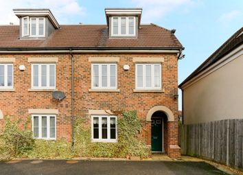 Thumbnail 4 bed semi-detached house to rent in North Close, Beaconsfield