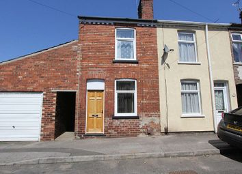 Thumbnail 2 bed end terrace house for sale in Ewart Street, Lincoln, Lincolnshire
