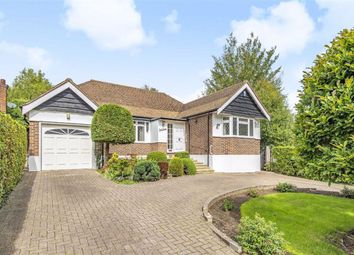 Covert Way, Hadley Wood, Herts EN4. 2 bed bungalow