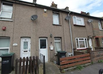Thumbnail 2 bedroom terraced house for sale in Railway Street, Northfleet, Gravesend