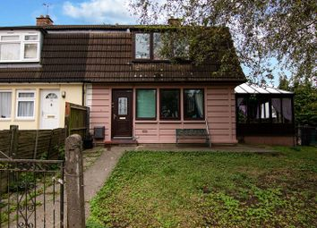 Thumbnail 3 bed semi-detached house for sale in Buchanan Close, Coleford, Gloucestershire