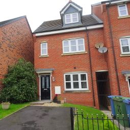 Thumbnail 3 bed terraced house for sale in Belmont Grove, Anfield, Liverpool