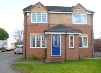 Thumbnail 2 bedroom semi-detached house to rent in Merlin Close, Morley, Leeds
