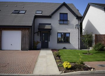 Thumbnail 3 bed semi-detached house for sale in Whitson Close, Blairgowrie