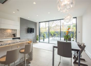 Thumbnail 4 bedroom terraced house for sale in Fairlawn Avenue, East Finchley, London