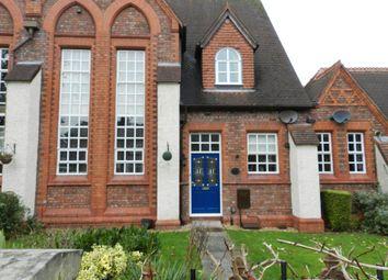 Thumbnail 2 bed mews house for sale in Eddisford Drive, Culcheth, Warrington