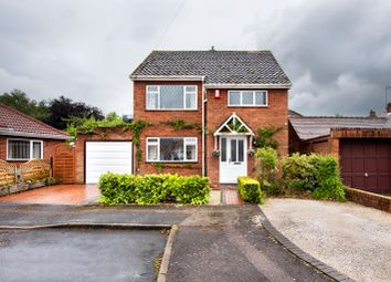 Thumbnail 3 bed detached house for sale in Cale Close, Tamworth