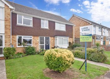 Thumbnail 3 bed terraced house for sale in The Winter Knoll, Littlehampton, West Sussex