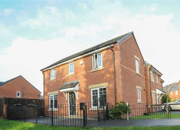 Thumbnail 3 bedroom detached house for sale in Wrigley Avenue, Pendlebury, Swinton, Manchester
