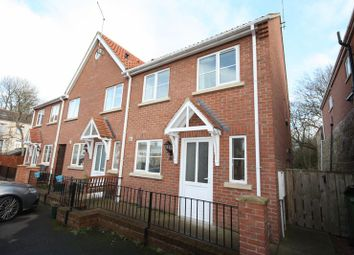 Thumbnail 3 bed end terrace house to rent in Sanderson Grove, Loftus, Saltburn-By-The-Sea