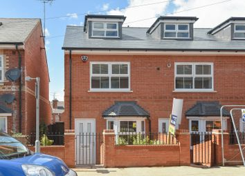 Thumbnail 3 bed terraced house for sale in Brighton Road, Reading