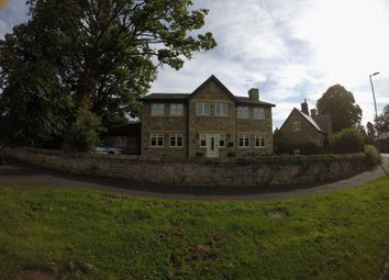 Thumbnail 4 bed detached house for sale in Alnwick Road, Lesbury Village, Alnwick