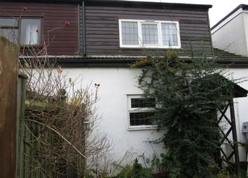 Thumbnail 2 bedroom end terrace house for sale in North Street, Stilton, Peterborough
