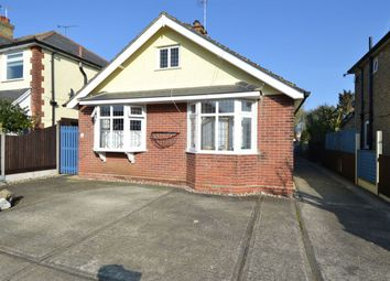 Thumbnail 3 bed detached bungalow for sale in Fitzroy Road, Whitstable