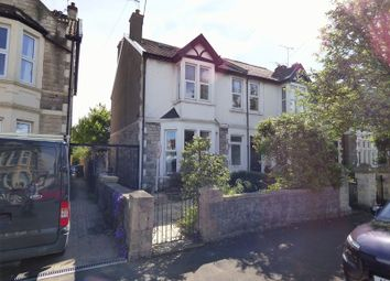 Thumbnail 3 bedroom flat for sale in Nithsdale Road, Weston-Super-Mare