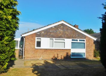 Thumbnail 2 bed detached bungalow for sale in Staplers Reach, Gosport