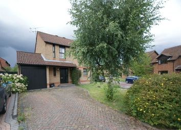 Thumbnail 4 bed detached house to rent in Nutmeg Close, Earley, Reading, Berkshire