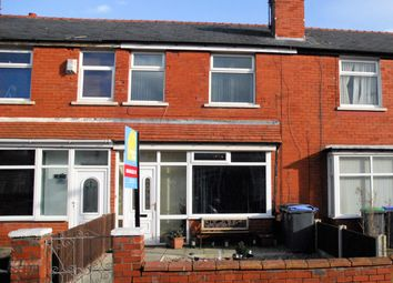 Thumbnail 3 bed terraced house to rent in Beardshaw Avenue, Blackpool