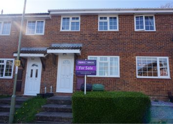 Thumbnail 2 bedroom terraced house for sale in Stirling Crescent, Hedge End