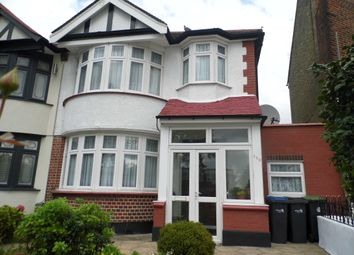 Thumbnail 4 bed semi-detached house for sale in Bury Street West, Bush Hill Park Borders