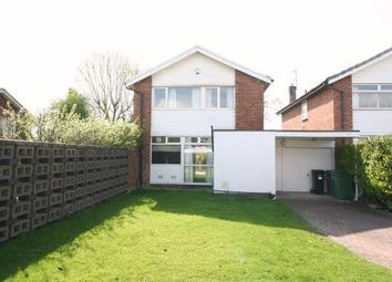 Thumbnail 4 bed link-detached house for sale in Burnham Close, Cheadle Hulme, Cheshire
