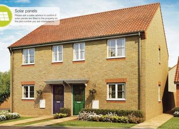 Thumbnail 3 bed terraced house for sale in Bourne Green, Bourne