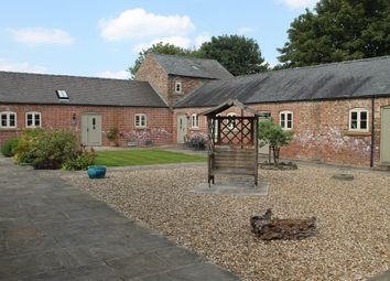 Thumbnail 3 bed barn conversion for sale in Castle Cottages, Sheriff Hutton, York
