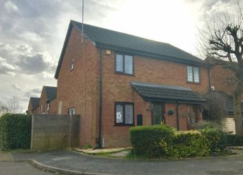 Thumbnail 2 bed semi-detached house for sale in Miersfield, High Wycombe