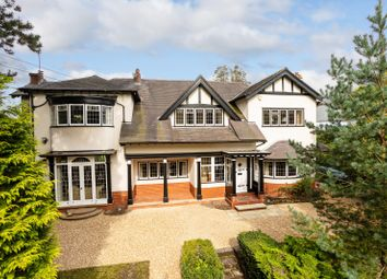 Thumbnail 6 bed detached house for sale in Bankhall Lane, Hale, Altrincham