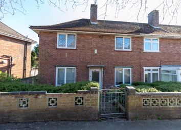 Thumbnail 3 bed semi-detached house for sale in Wilberforce Road, Norwich