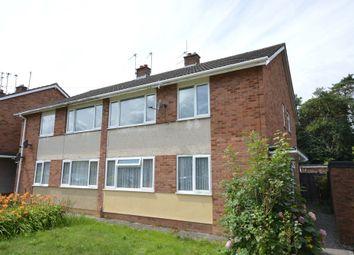 Thumbnail 2 bedroom flat for sale in Gainsborough Road, Keynsham