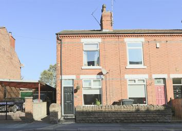 Thumbnail 3 bed end terrace house for sale in Furlong Avenue, Arnold, Nottingham