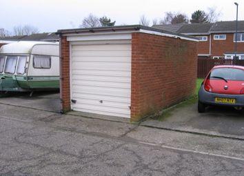 Thumbnail Parking/garage for sale in Worthing Close, Wallsend