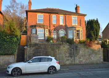 Thumbnail 3 bed semi-detached house for sale in Louth Croft, Alfreton Road, Little Eaton, Derby