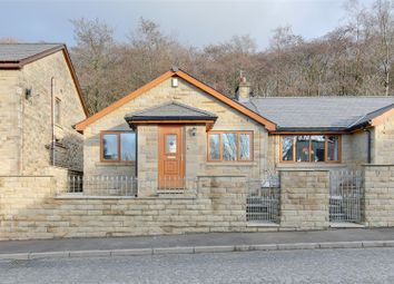 Thumbnail 2 bed terraced bungalow to rent in Rochdale Road, Bacup, Rossendale