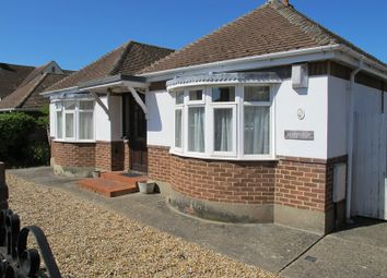 Thumbnail 3 bed bungalow for sale in Studland Road, Lee-On-The-Solent