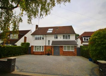 Thumbnail 4 bedroom detached house for sale in Bishops Avenue, Elstree, Borehamwood