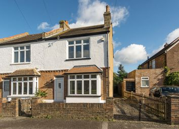 Thumbnail 2 bed terraced house for sale in Rectory Lane, Long Ditton, Surbiton