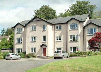 Thumbnail 2 bed flat for sale in Inchgower Grove, Rhu