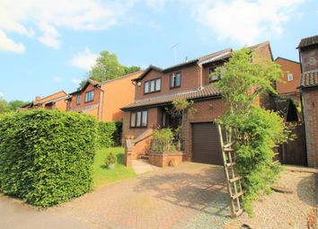 Thumbnail 4 bed detached house for sale in Barn Owl Way, Burghfield Common