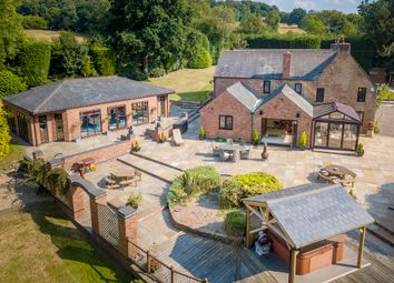Thumbnail 5 bed country house for sale in Church Road, Nottingham