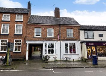 Commercial property for sale in High Street, Stafford, Staffordshire ST21