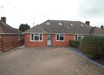 Thumbnail 5 bedroom semi-detached bungalow for sale in Linden Avenue, Old Basing, Basingstoke