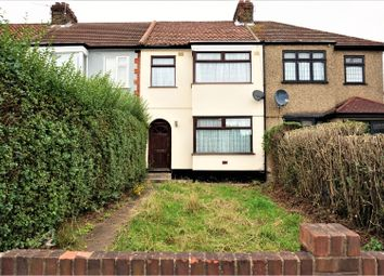 Thumbnail 3 bed terraced house for sale in Chase Cross Road, Romford