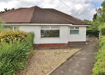 Thumbnail 1 bed bungalow for sale in Moor Avenue, Higher Penwortham, Preston