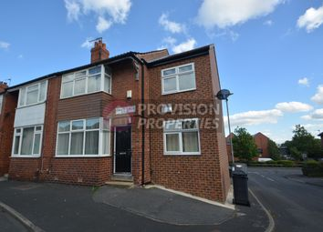 Thumbnail 4 bedroom terraced house to rent in Cross Speedwell Street, Woodhouse, Leeds